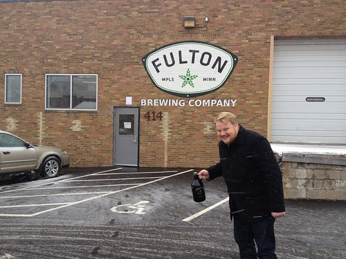 Fulton Brewing Grand Opening