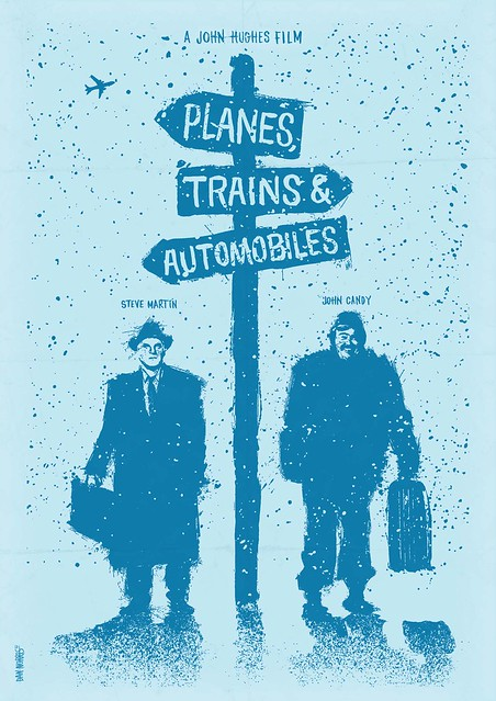 Planes, Trains & Automobiles By Daniel Norris  - @DanKNorris on Twitter.