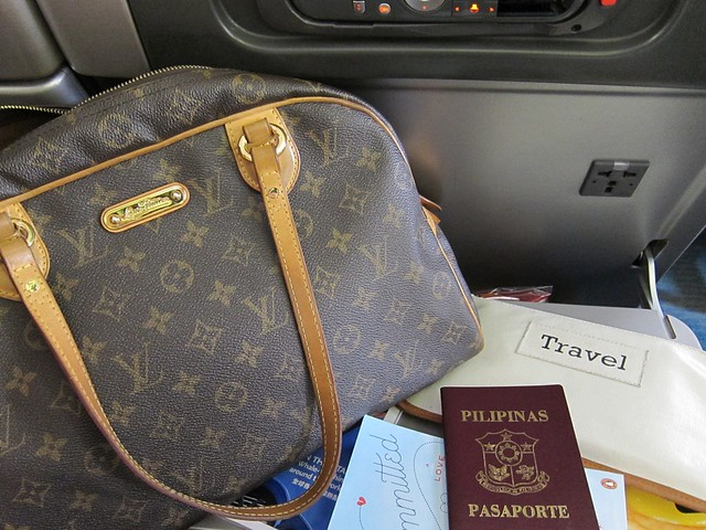 LV Montorgueil GM for Travel