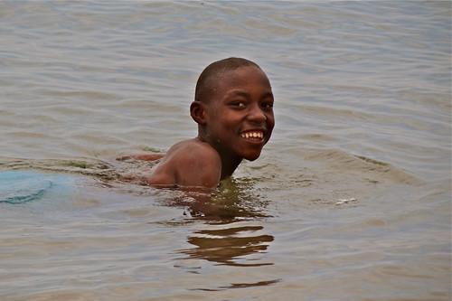 Patrick, Lake Kivu