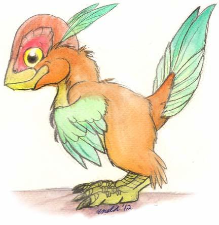 3.16.12 - Orange Bird