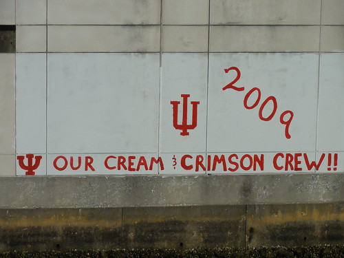 """Our Cream & Crimson Crew!!"""