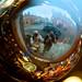 obligatory reflective sphere self portrait by furrycelt