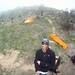 Paragliding with XShot