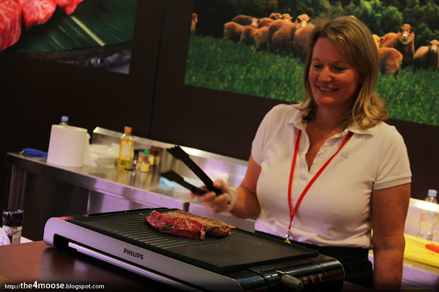 Savour 2012 - Five Star Lamb
