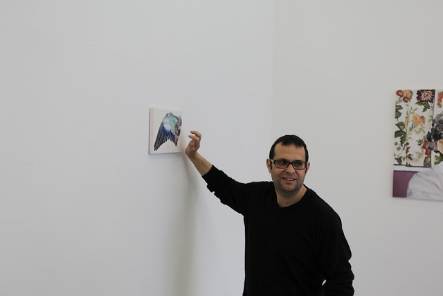 artfridge.de: Santiago Ydanez @ Invaliden1, 2012, photo by Lars Bjerre