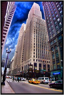 One LaSalle Street Building  ~ Chicago IL