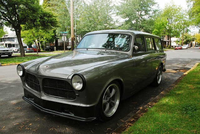 1965 Volvo 122S Amazon Station Wagon 5 Door Custom | Flickr - Photo Sharing!