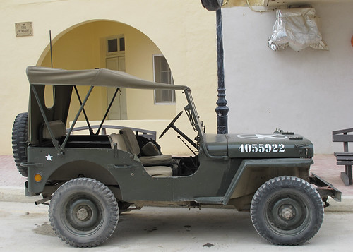 Willys Jeep, Xlendi,  Gozo. (IMG_0884)