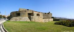Forte de São João de Foz do Douro (Porto, Portugal)