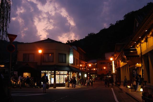 Kinosaki - Evening