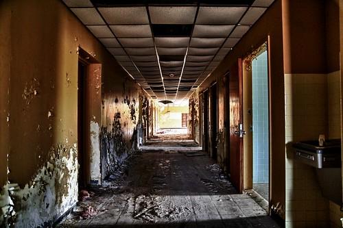Bryce hallway