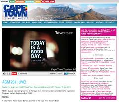 Cape Town #cttagm2011 10.2011