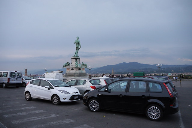 Piazzale Michelangelo 米開朗基羅廣場