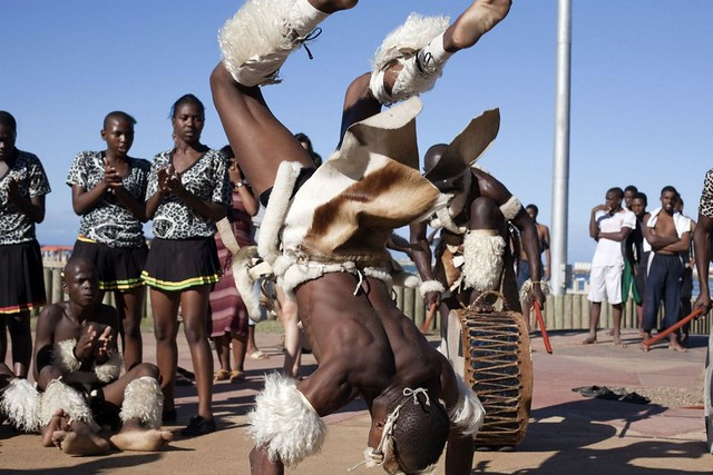 Zulu dating show