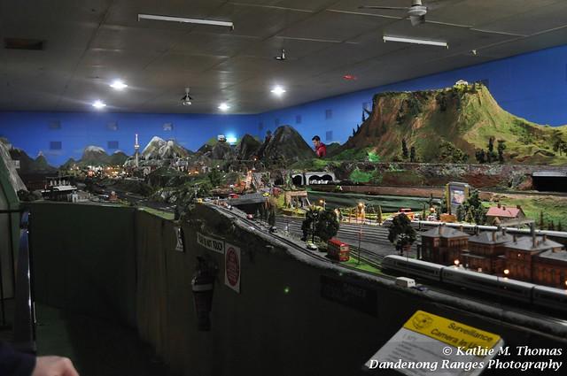 Emerald Model Train