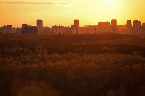 Sunset by ru0905