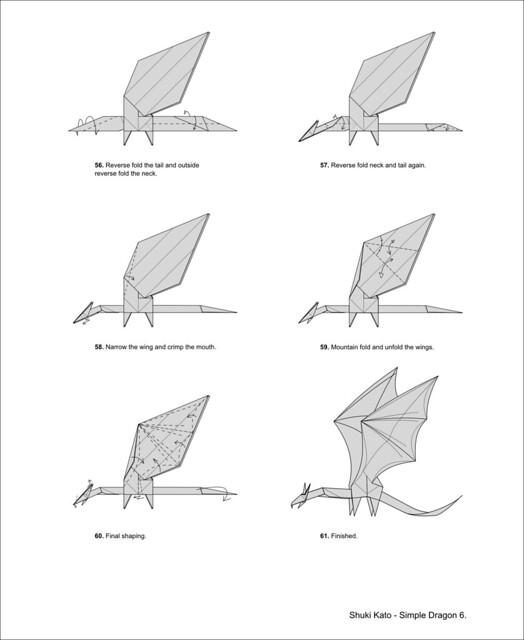 simple dragon diagrams flickr photo sharing. Black Bedroom Furniture Sets. Home Design Ideas