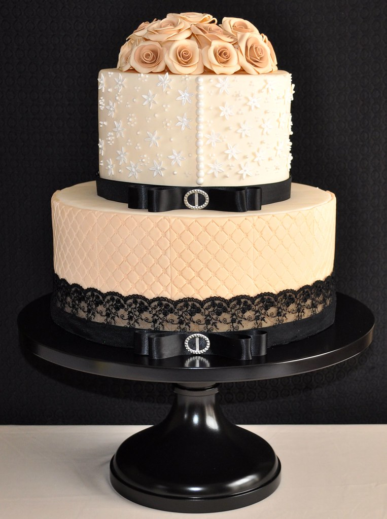 Wedding Cake By Melania S Exquisite Cakes
