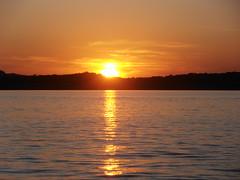 Sunset on Cherokee Lake