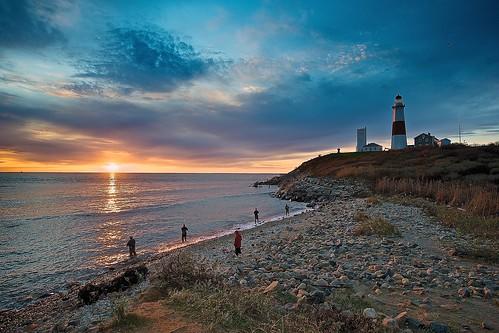 lighthouse ny sunrise longisland d700 nikkor1635mmf4