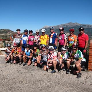 group photo Orgosolo