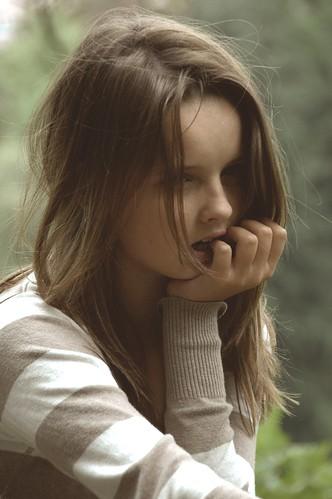Model: Anna Grostina