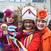 Three Colorful Ladies @ Rainbow Parade @NewYork_CM