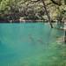La Laguna Encantada, cerca de San Sebastian Tecomaxtlahuaca & Santiago Juxtlahuaca, Oaxaca, Mexico por Lon&Queta