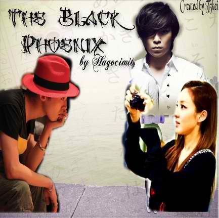(10-36) The Black Phoenix by T3kei