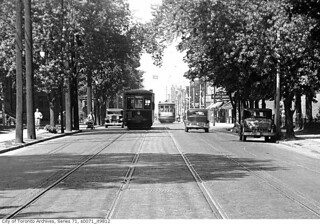 Bloor Street, west of Spadina Avenue