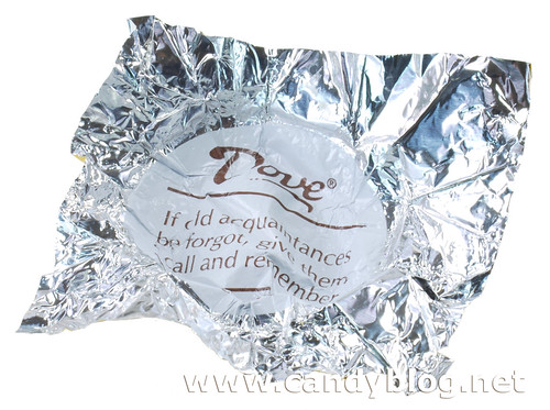 Dove White Chocolate Promises