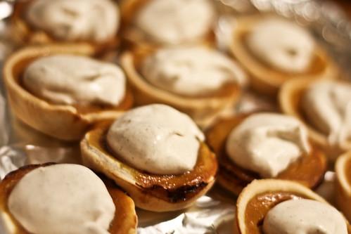 Pumpkins Pies