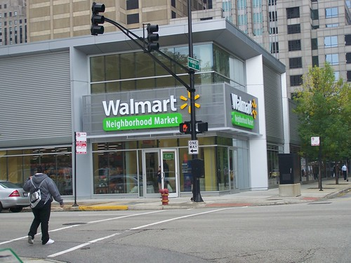 Walmart Neighborhood Market, 555 W. Monroe Street, Chicago