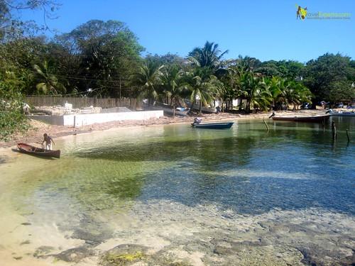 Half Moon Bay Roatan Honduras