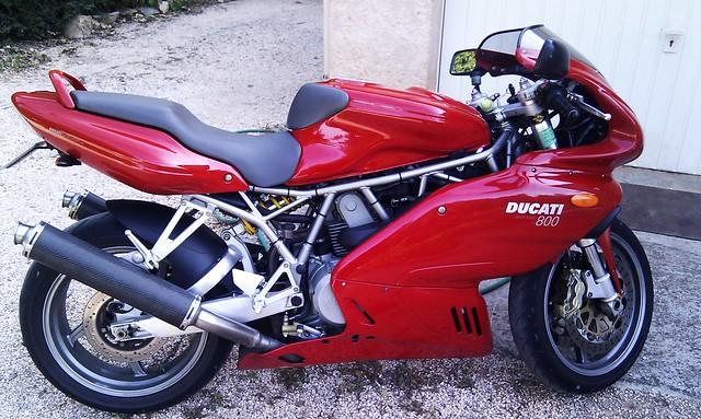 Ducati 800 SSie 6396886199_525b54498b_z