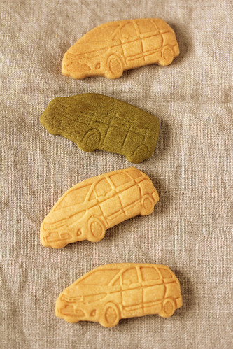 cookie cars