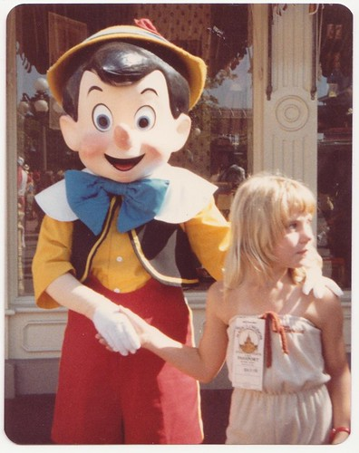 this is me with Pinocchio.