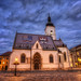 A Stormy Night in Zagreb by TheFella