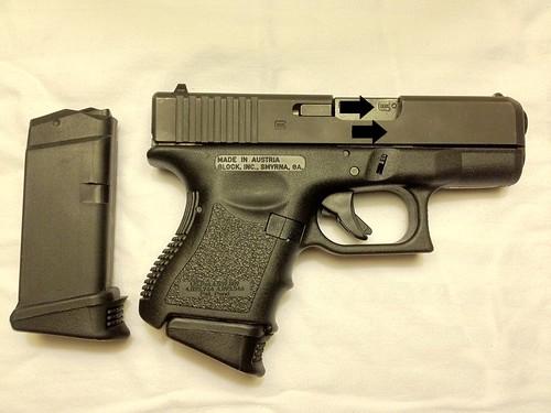 Glock 26 Great Condition Houston Price Drop! - AR15.COM