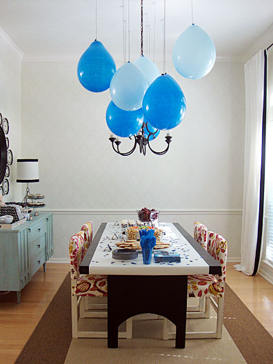 Room decorating ideas for husbands birthday bedroom for Room decoration ideas for husband