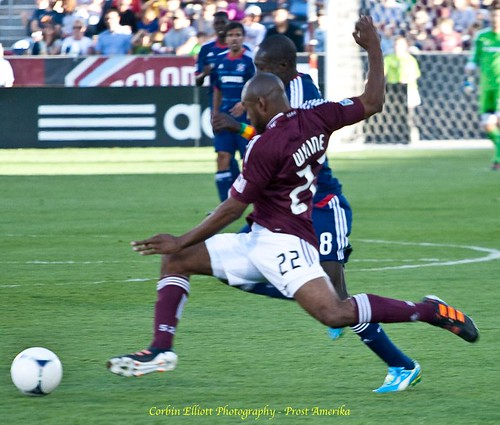 Marvell Wynne Colorado Rapids 1 Apr 2012 by Corbin Elliott Photography