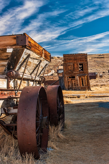 Bodie State Park - CA