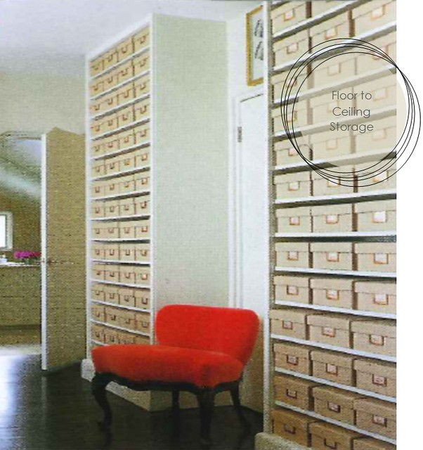 Elle Decor - Shoe Storage