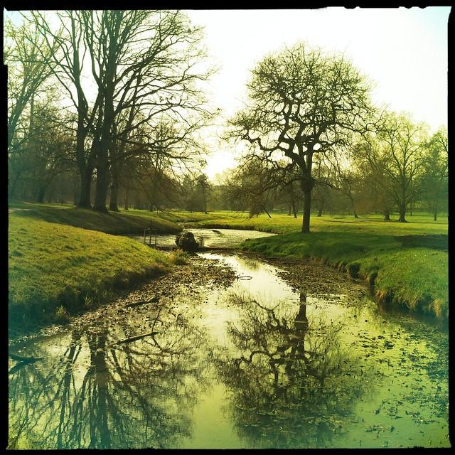 Cascades et cours d 39 eau a gallery on flickr for Jardin anglais rambouillet