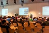 Andreas Schreiber at his keynote at PyConDE 2011