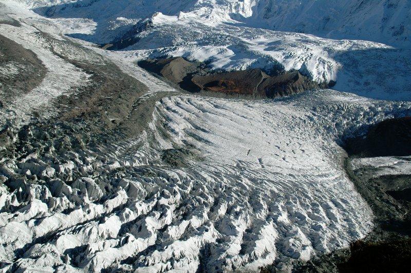Rarara, wat is de naam van deze gletsjer?