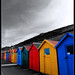 Beach Huts - Whitby