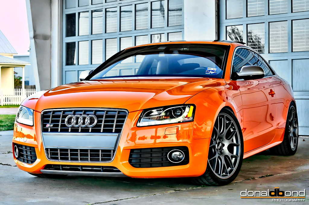 Audi A5 S5 With Custom Wheels Real Life Pictures Only Page 20