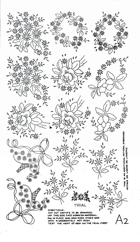 floral a2